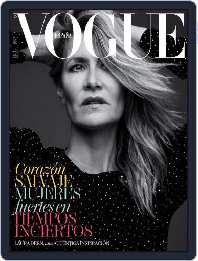 Vogue España June 1st, 2020 Digital Back Issue Cover