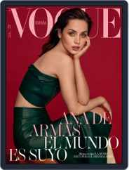 Vogue España (Digital) Subscription April 1st, 2020 Issue