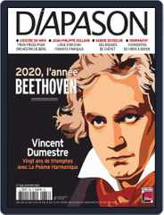 Diapason (Digital) Subscription January 1st, 2020 Issue