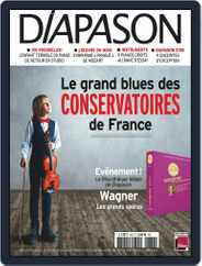 Diapason (Digital) Subscription September 1st, 2019 Issue