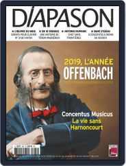 Diapason (Digital) Subscription June 1st, 2019 Issue