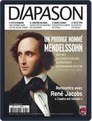 Diapason (Digital) Subscription January 1st, 2019 Issue