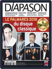Diapason (Digital) Subscription December 1st, 2018 Issue