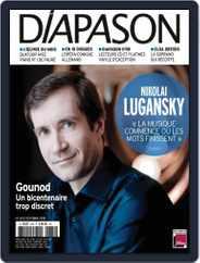 Diapason (Digital) Subscription October 1st, 2018 Issue
