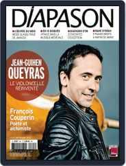 Diapason (Digital) Subscription September 1st, 2018 Issue