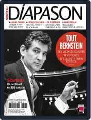 Diapason (Digital) Subscription July 1st, 2018 Issue