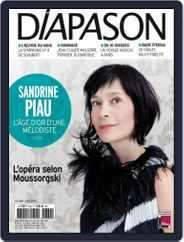 Diapason (Digital) Subscription June 1st, 2018 Issue