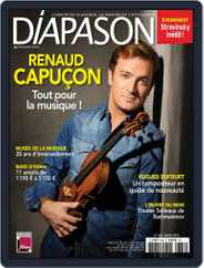 Diapason (Digital) Subscription March 1st, 2018 Issue