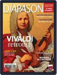 Diapason (Digital) Subscription November 1st, 2017 Issue
