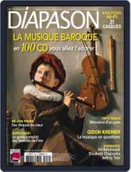 Diapason (Digital) Subscription July 1st, 2017 Issue