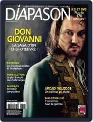 Diapason (Digital) Subscription June 1st, 2017 Issue