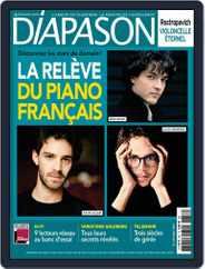 Diapason (Digital) Subscription May 1st, 2017 Issue