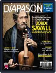 Diapason (Digital) Subscription March 28th, 2017 Issue