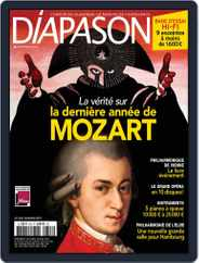 Diapason (Digital) Subscription January 1st, 2017 Issue
