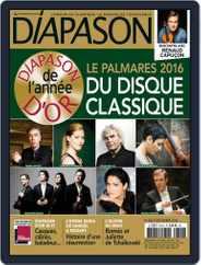 Diapason (Digital) Subscription December 1st, 2016 Issue
