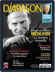 Diapason (Digital) Subscription April 26th, 2016 Issue