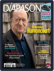 Diapason (Digital) Subscription March 25th, 2016 Issue
