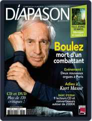 Diapason (Digital) Subscription February 22nd, 2016 Issue