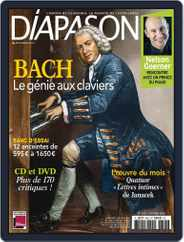 Diapason (Digital) Subscription January 29th, 2016 Issue