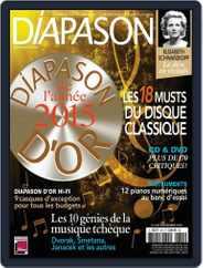 Diapason (Digital) Subscription November 27th, 2015 Issue