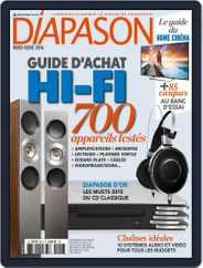 Diapason (Digital) Subscription November 12th, 2015 Issue