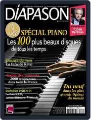 Diapason (Digital) Subscription September 25th, 2015 Issue