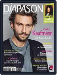 Diapason (Digital) Subscription August 25th, 2015 Issue