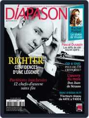 Diapason (Digital) Subscription March 23rd, 2015 Issue