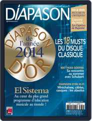 Diapason (Digital) Subscription December 22nd, 2014 Issue
