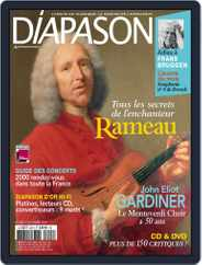 Diapason (Digital) Subscription October 23rd, 2014 Issue