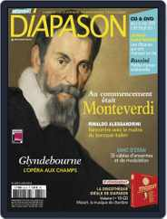 Diapason (Digital) Subscription May 29th, 2014 Issue