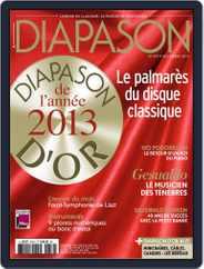 Diapason (Digital) Subscription November 25th, 2013 Issue