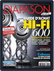 Diapason (Digital) Subscription November 7th, 2013 Issue