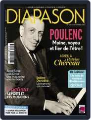 Diapason (Digital) Subscription October 24th, 2013 Issue
