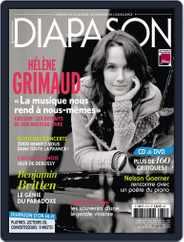 Diapason (Digital) Subscription September 26th, 2013 Issue