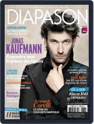 Diapason (Digital) Subscription August 26th, 2013 Issue