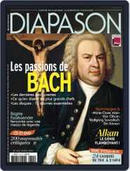 Diapason (Digital) Subscription March 25th, 2013 Issue