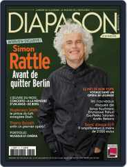 Diapason (Digital) Subscription February 21st, 2013 Issue