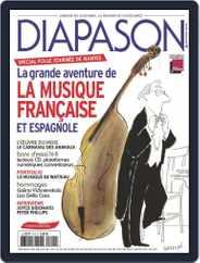 Diapason (Digital) Subscription January 24th, 2013 Issue