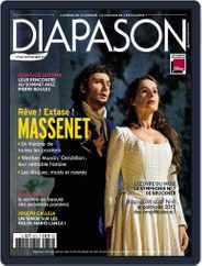 Diapason (Digital) Subscription October 25th, 2012 Issue