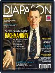 Diapason (Digital) Subscription October 24th, 2012 Issue