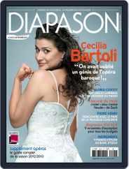 Diapason (Digital) Subscription August 23rd, 2012 Issue