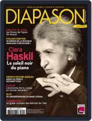 Diapason (Digital) Subscription July 9th, 2012 Issue