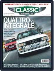 Classic & Sports Car (Digital) Subscription February 1st, 2020 Issue