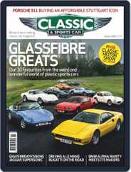 Classic & Sports Car (Digital) Subscription January 1st, 2020 Issue
