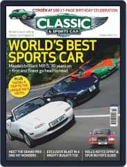 Classic & Sports Car (Digital) Subscription October 1st, 2019 Issue
