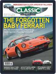Classic & Sports Car (Digital) Subscription August 1st, 2019 Issue