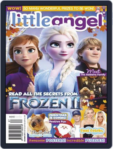 Little Angel December 1st, 2019 Digital Back Issue Cover