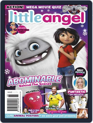 Little Angel October 1st, 2019 Digital Back Issue Cover