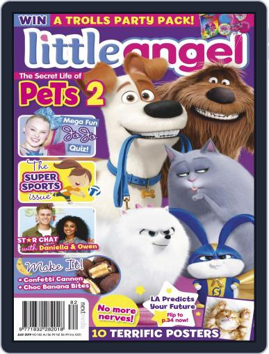 Little Angel July 1st, 2019 Digital Back Issue Cover